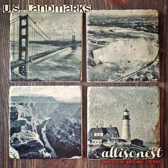 U.S. Landmarks Photo Ston...