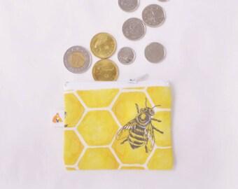 Bee Coin Purse