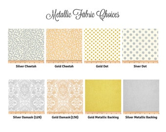 Metallic Fabric Choices
