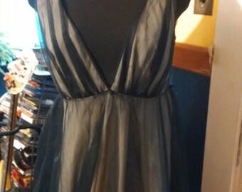 Vintage Blanche night gown!