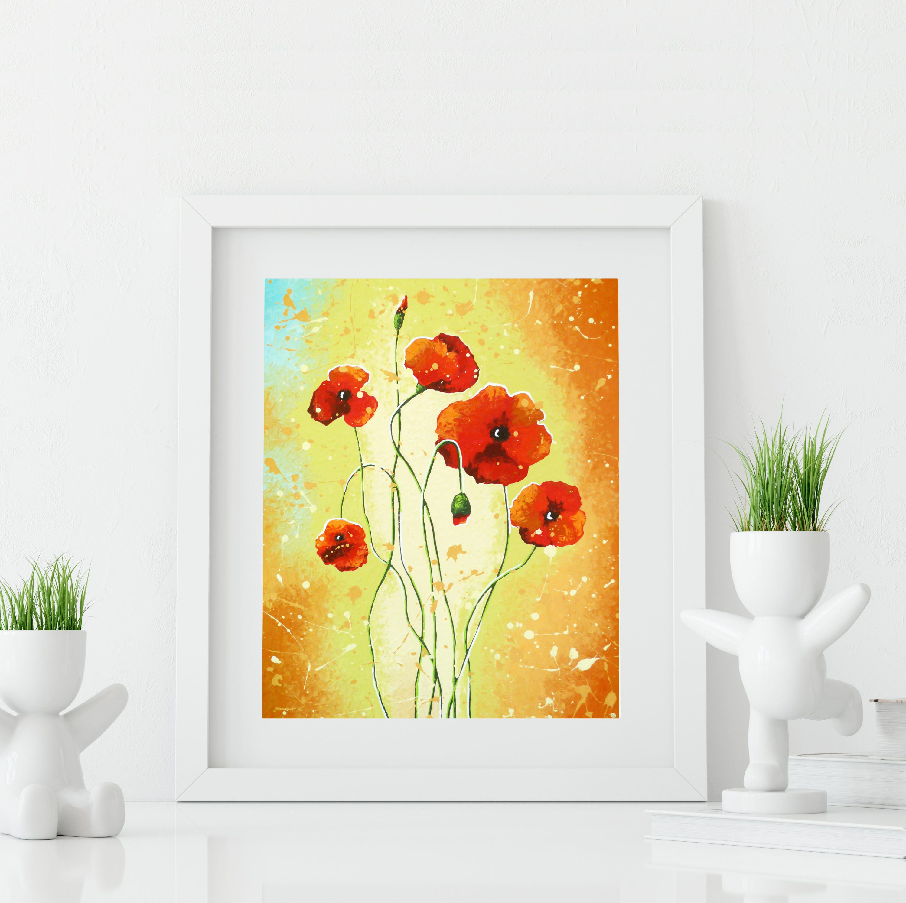 Wonderful Wall Decor Flower Pictures Inspiration - The Wall Art ...