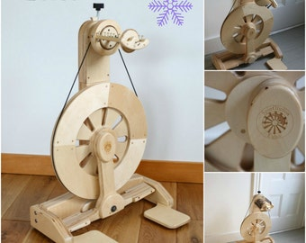 ECHO  by SpinOlution Spinning Wheel--Free Shipping in the USA