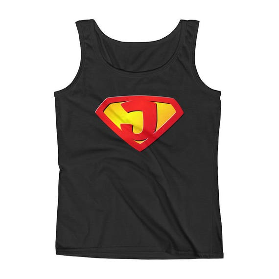 Super Jesus is my SuperHero Ladies' Religious Tank top