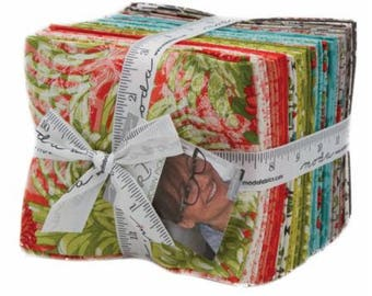 SPRING SALE - Fat Quarter Bundle (29) - Dear Mum - Robin Pickens - Moda Fabric