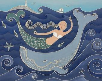 Mermaid Blues