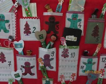 Advent Calendar Christmas