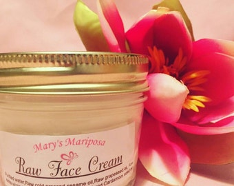 Raw Face Cream