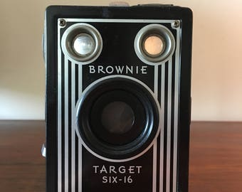 Antique Kodak Brownie Target SIX-16
