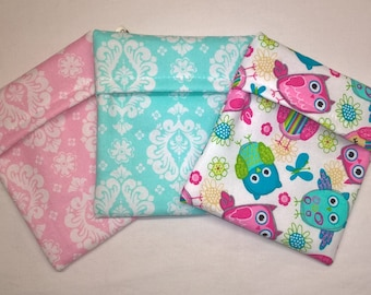 Cloth pad wrapper (one only)