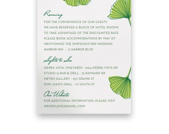 Garden Enclosure Card/Wedding Invitation Suite/Wedding Invites/Invitation Suites/Green/Script/Floral/Greenery/Summer/Spring