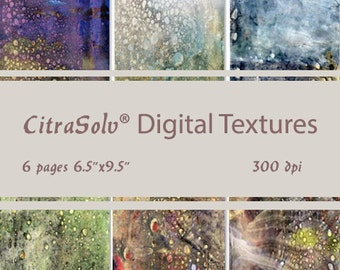 CitraSolv® Digital Textures