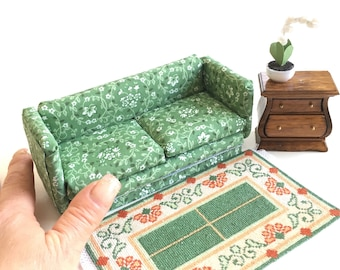 tutorials couch furniture images chippendale step miniatures doll best great miniature paper upholstered dollhouse tutorial on darrowby by