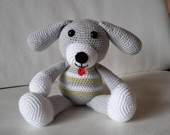 ELIOT the hound to hook - Amigurumi