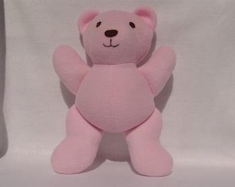 Baby bear soft pink