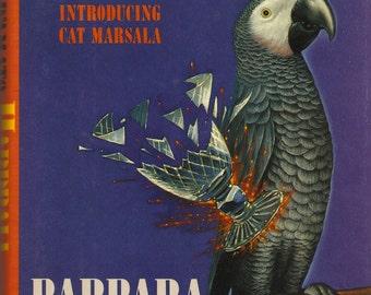 Signed Barbara D'Amato Hardball 1990 HC 1st Cat Marsala Mystery