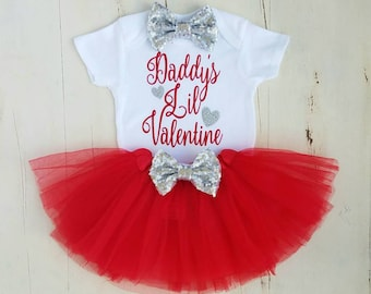 Valentine onesie, First Valentines Day, Baby girl clothes, Baby girl Valentine Outfit, Baby clothes, Baby, Baby girl outfits
