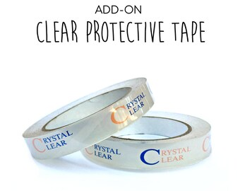 Clear Protective Tape (ADD-ON)