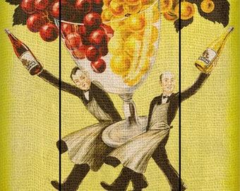 Union Wine Pallet
