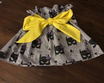 Little miss Bat girl skirt
