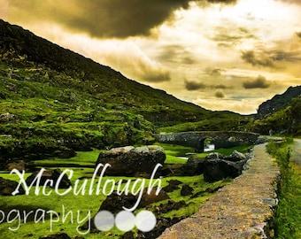 Gap of Dunloe, Irish Decor, Fine Art Photo Print, Wall Art