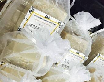 Honey Oatmeal Milk Soap / oatmeal soap / honey soap / milk soap / sensitive skin / gentle / honey oatmeal / handmade soap / gift