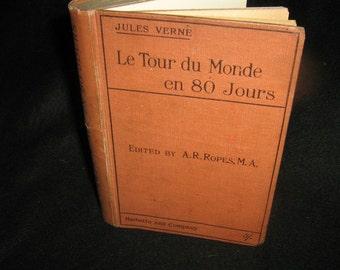 Jules Verne Le Tour Du Monde En 80 Jours1908