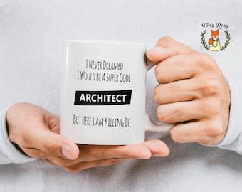 Architect Gift, Gift For Architect, Architecture, Architecture Student, Architect, Graduation Gift, Student Coffee Mug, CM-109