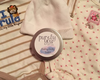 Purely You | Baby Belly Balm | 4 oz