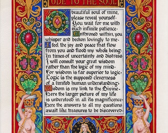 Ode to the Soul Illumination
