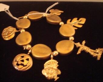 Vintage Seasons Autumn Bracelet