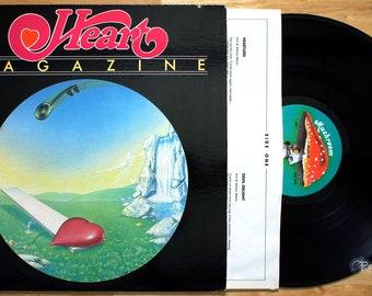 Heart - Magazine (1978) Vinyl LP  Play-graded  Heartless, Ann Wilson