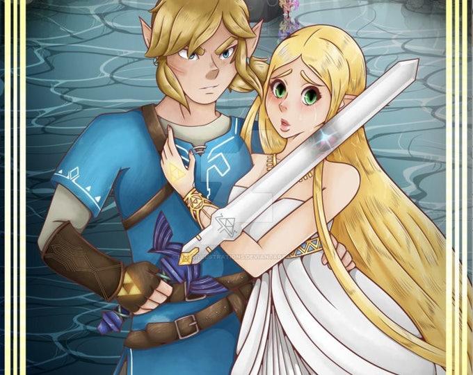 Legend of Zelda: BOTW