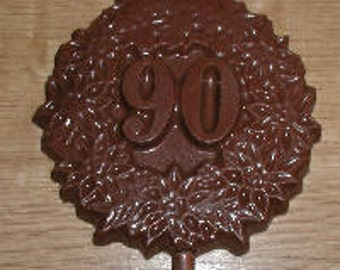 90 Lolly Chocolate Mold