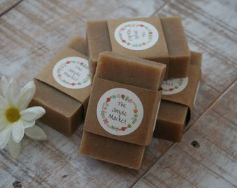 Patchouli All Natural Organic Soap