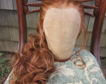 Fantine from Les Misérables Wig- Lace Front- Theatrical Quality
