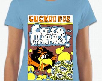 Cuckoo For Coccolithophores Tee