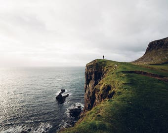 Scottish Highland Print: Neist Point, Isle of Skye