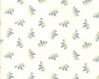 Victoria by 3 Sisters for Moda 44166 23 Ivory Blue