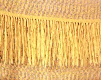 Handwoven Cotton Blanket/Throw