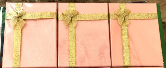 Gift Box & Cards From FashionJewelryForEve To Add with Your Order Free Shipping in USA