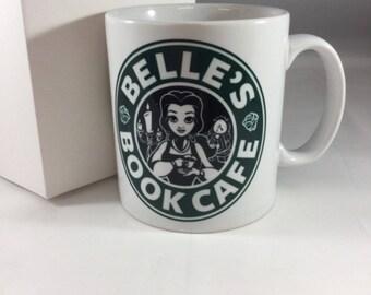 Belle's Bookcafe Mug