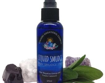 Liquid Smudge Spray (125ml)