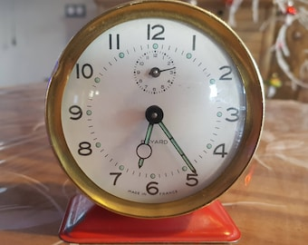 old alarm clock Bayard