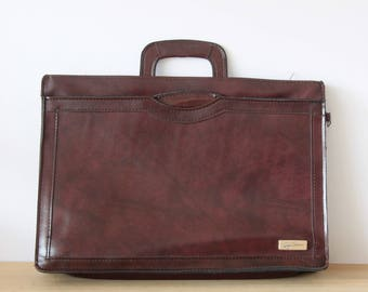 Oleg Cassini Attache Briefcase