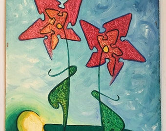 Flower Series XIII