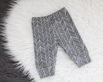 Oranic Cotton Clothing, Baby Boy Leggings, Baby Boy Clothing, Baby Shower Gift, Arrow Leggings, Modern Baby Clothing, Moder Leggings