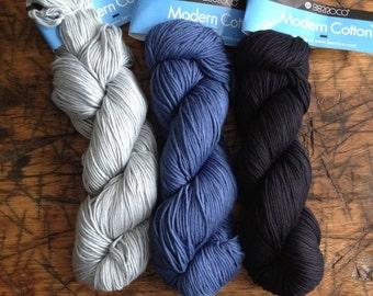 Berroco Modern Cotton, Free Patterns