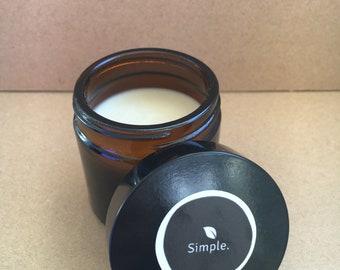 Natural Cream Deodorant - Aluminum free