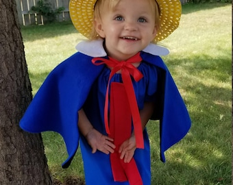 Madeline Dress, Madeline Costume, Madeline Dress up, Madeline Storybook