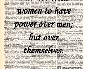 Women power...Dictionary Art Print,Vintage Poster,Digital,Pop ART,drawing,Gift ideas,Wall Office decor,Quotes,Home & Living,Feminism